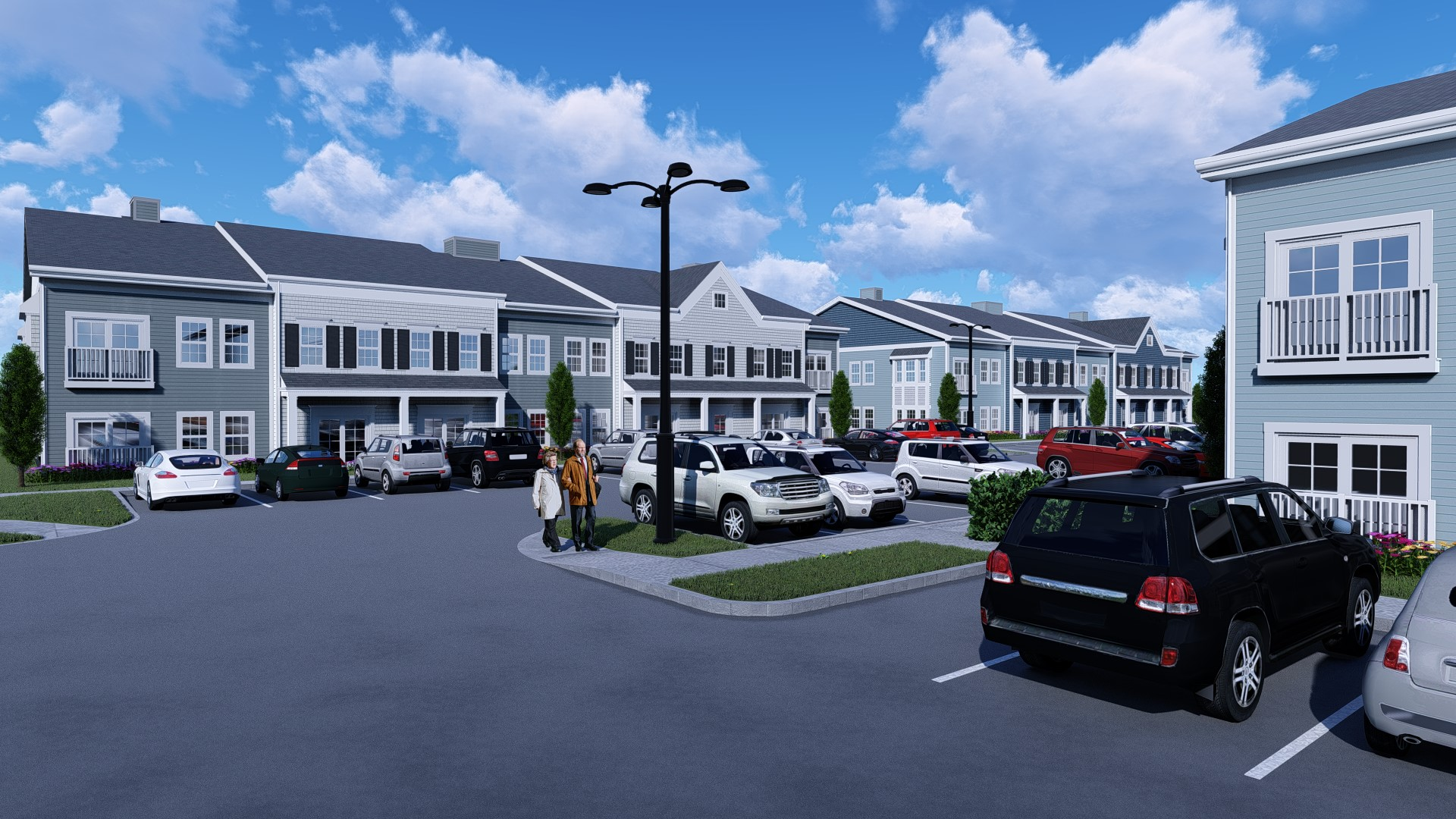 Fieldstone Apartments at Commack