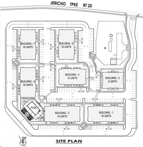Fieldstone Site Plan